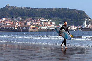 Yorkshire Coast - Scarborough